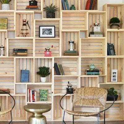 Como renovar tu decoración con tarimas o palets