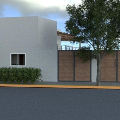 Casa Habitación / Lomas de Valle Dorado.