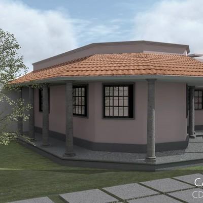 Casa de retiro para Jubilados. Cd. Serdán Puebla.