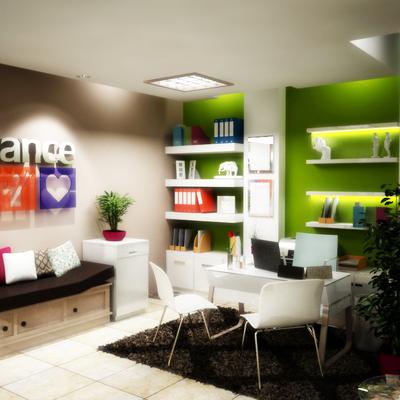 Diseño de Consultorio nutricional Balance