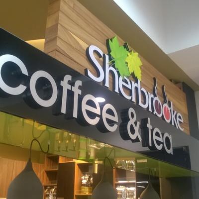 Punto de Venta Cafetería Sherbrooke Dish
