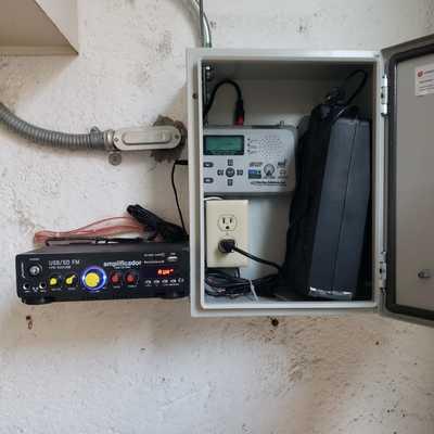 Alerta Sismica SARMEX en condominio, por SOITMEX.