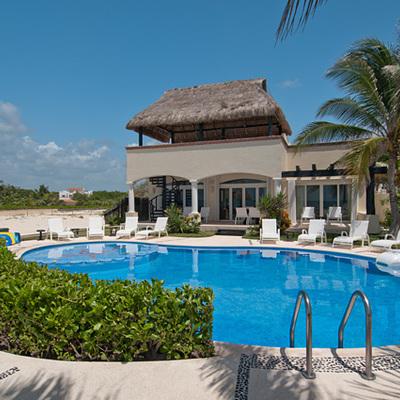 VILLA NOOREN: construcción de villa en Quintana Roo