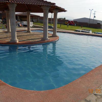 Albercas orozco guadalajara for Costo para construir una piscina