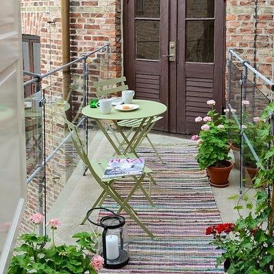 8 ideas low cost para tu terraza