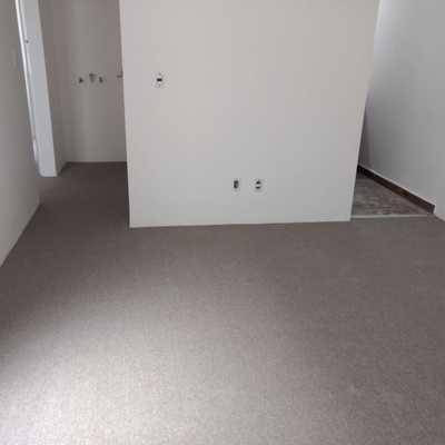 Instalación de alfombra residencial