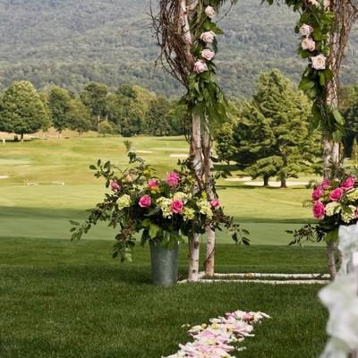 Fabulosas ideas de decoración para tu boda al aire libre