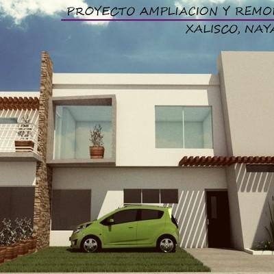 Remodelacion y ampliacion Casa Xalisco