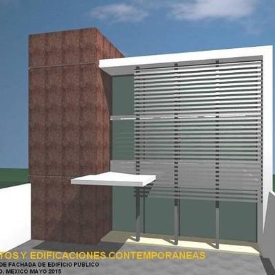Remodelación y ampliación de edificio de sindicato