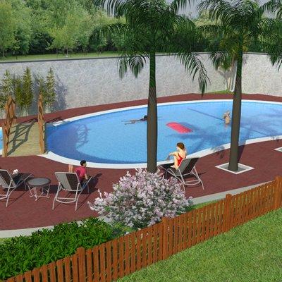 Proyecto Alberca Córdoba Ver.