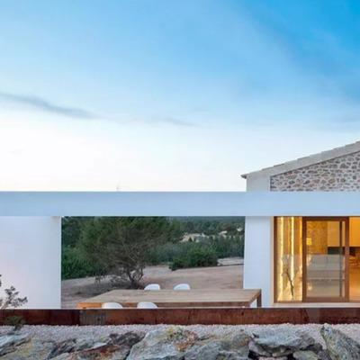 Casas TOP: sueño de una casa de verano en el mar Mediterráneo