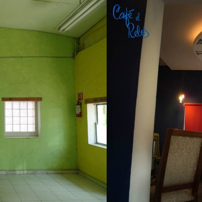 Cafetería El Reloj