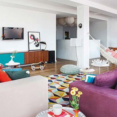 10 colores que hicieron milagros en una casa