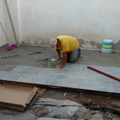 Aplanados y  Colocación de pisos