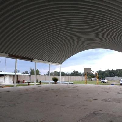 Plaza Cívica Escuela Primaria Niños Héroes Tezoyuca