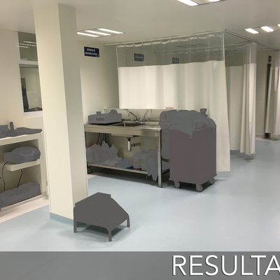 REMODELACIÓN MAYOR HOSPITAL