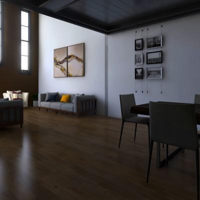 Diseño de residencia de 240M2