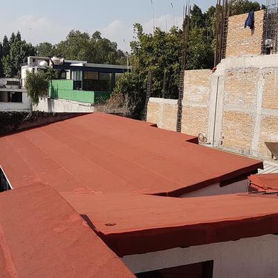Impermeabilización Casa Grieta