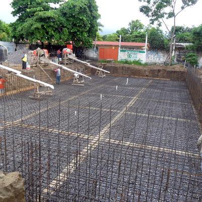Construccion de alberca semiolimpica airea condicionado for Construccion de piscinas en mexico
