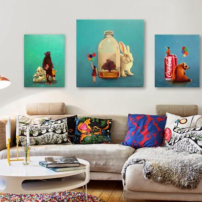 Murales decorativos y venta de arte