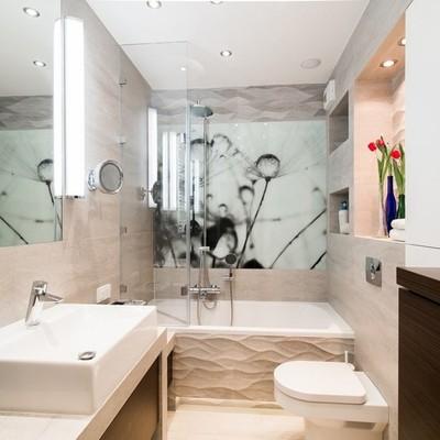 5 Ilusiones ópticas para conseguir que tu baño parezca más grande