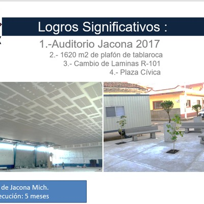 Auditorio Jacona Mich.