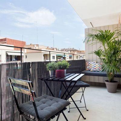 5 ambientes que puedes montar en tu balcón