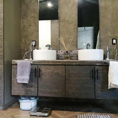 Fabricación e instalación de muebles de baño, cocina, closets