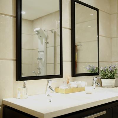 Ideas y fotos de espejo marco negro para inspirarte for Espejo marco negro