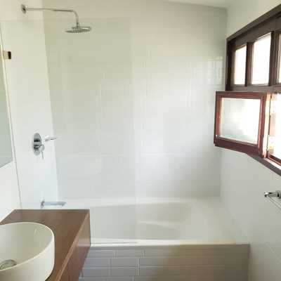 Baño en Coyoacán