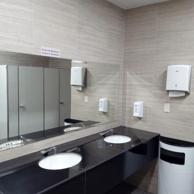 Remodelacion de baños Poder Judicial Federal