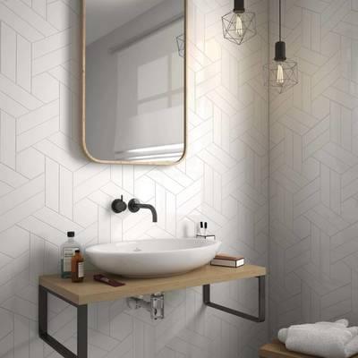 Azulejos para baños modernos: las mejores elecciones