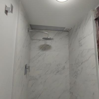 Remodelación baños Iztacalco