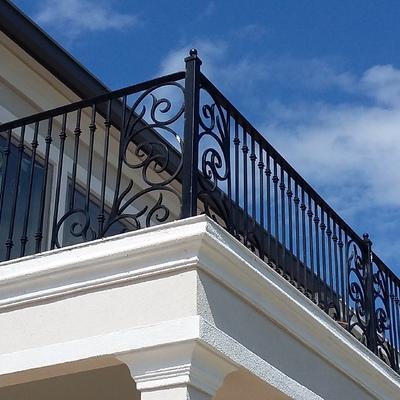 Fabricación de Barandal de Forja para Balcón y Terraza