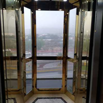Instalación de elevador en el Rey del cabrito