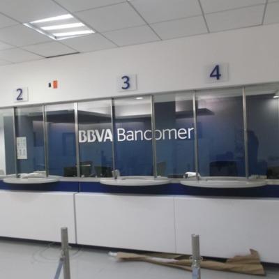 Sucursal Bancomer Tlahuac