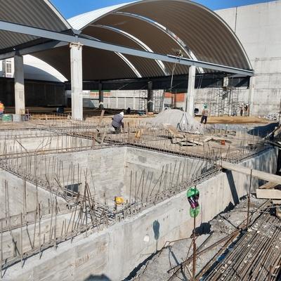 CONSTRUCCION DE ALMACEN-BODEGA Y RESTRUCTURACION DE EDIFICIO DE DEPTOS
