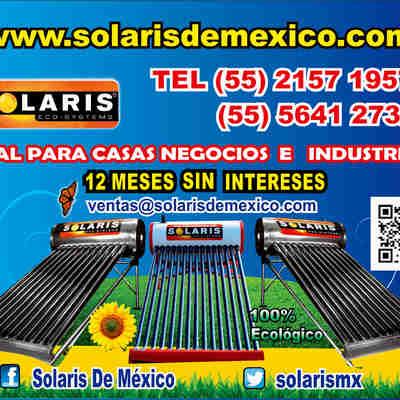 Venta e Instalación de calentadores solares