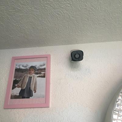 Instalación de Cámaras y Sistema de Alarma