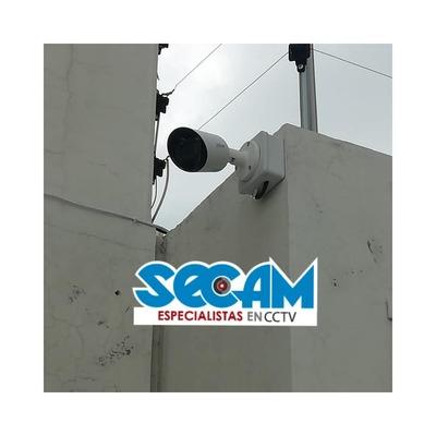 Cámaras de seguridad en Puebla