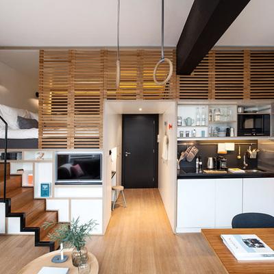 10 trucos para optimizar el espacio en viviendas pequeñas