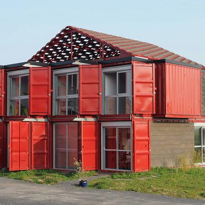 Ideas de casas para inspirarte habitissimo - Contenedores para vivir ...