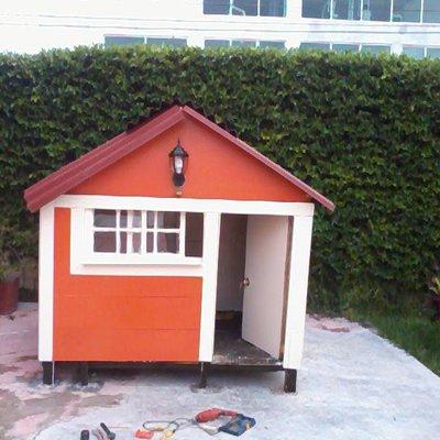 Construcción de casa de muñecas