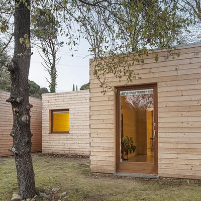 5 viviendas bioclimáticas que aprovechan el sol