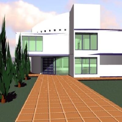 Casa Habitación Silvestre