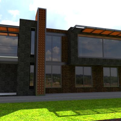 """Casa Habitación, """" Casa ANVI"""""""