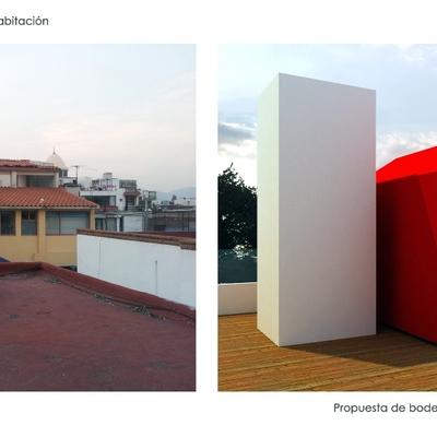Casa Linares - Ampliación