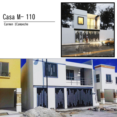 CASA M- 110