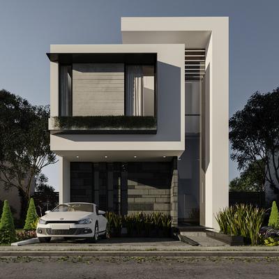 En Rebora creamos casas de diseño único con materiales de máxima calidad.