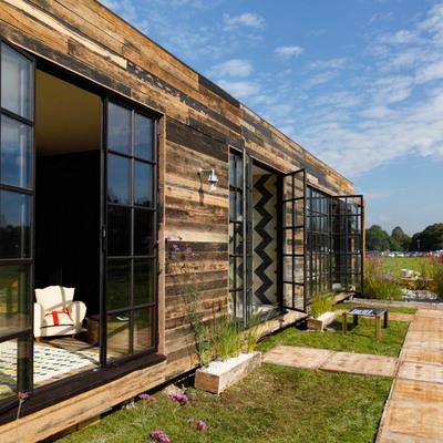 5 casas prefabricadas pequeñas y fáciles de colocar